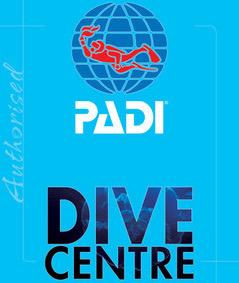 wolf rock dive is a PADI DIVE CENTRE