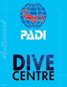 wolf rock dive is a PADI DIVE CENTRE